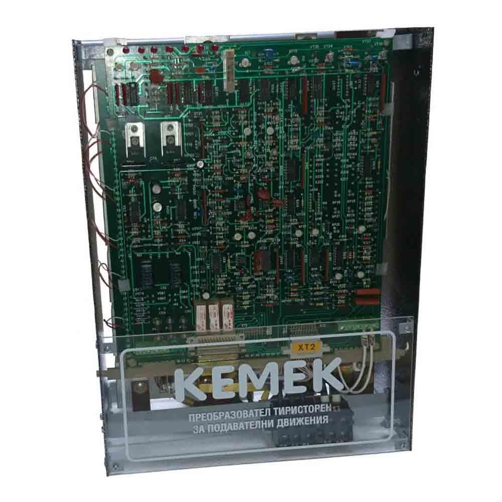 Тиристорный преобразователь КЕМЕК 3РЕВ16 фото 1