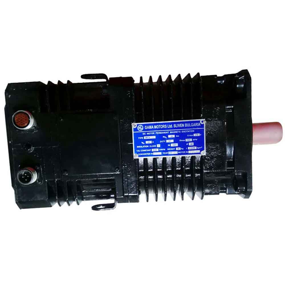 High-torque DC motor 4MTA foto  1