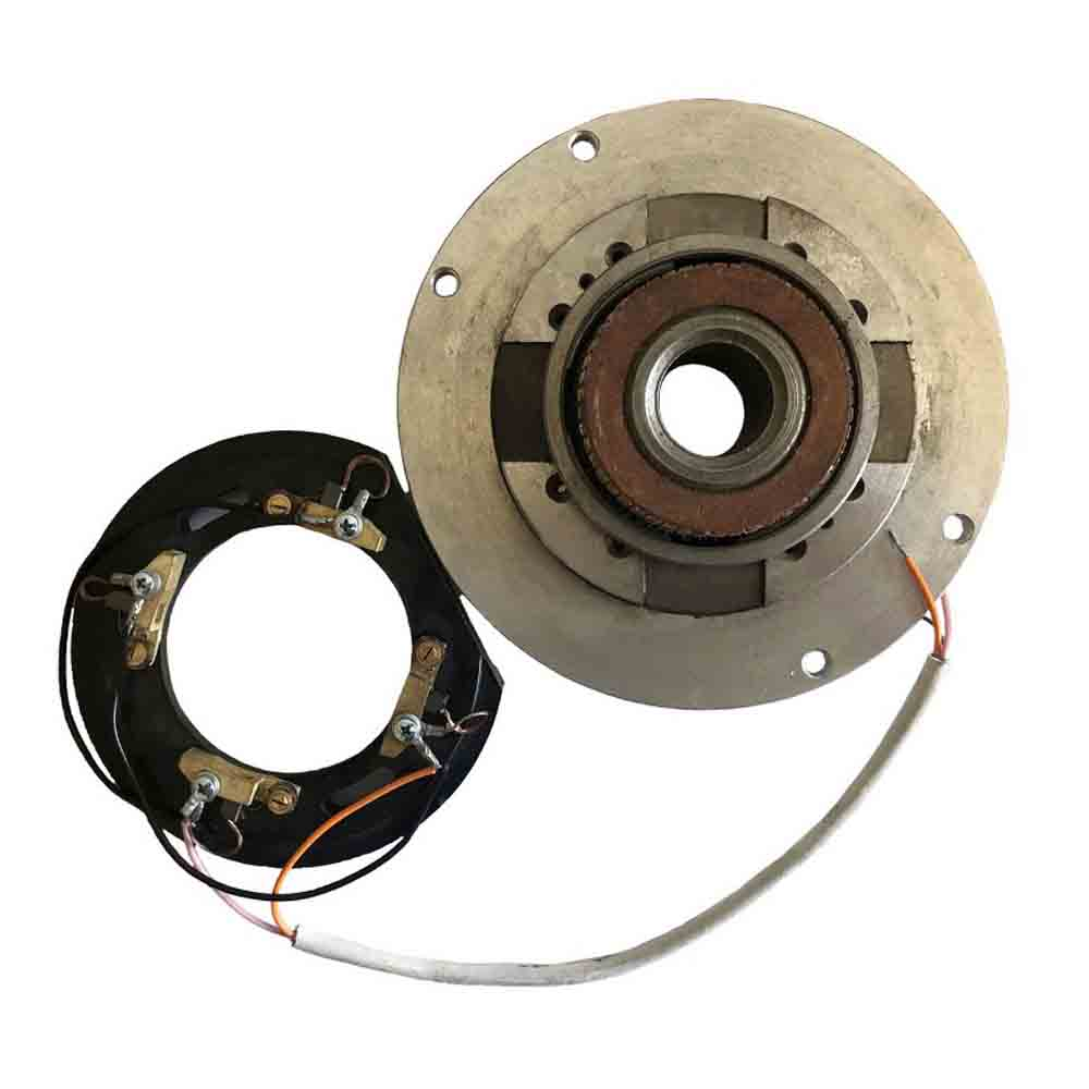 Тахогенератор 4Р для электродвигателя МВН, МВО, МТ, МТА, МТВ фото 1