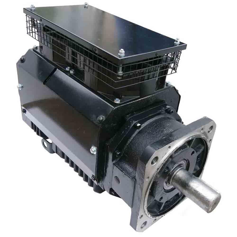 Високомоментний електродвигун постійного струму 5МТ-СК фото  1