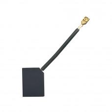 Електрографітна щітка Е09 12.5х25х32 К4-2