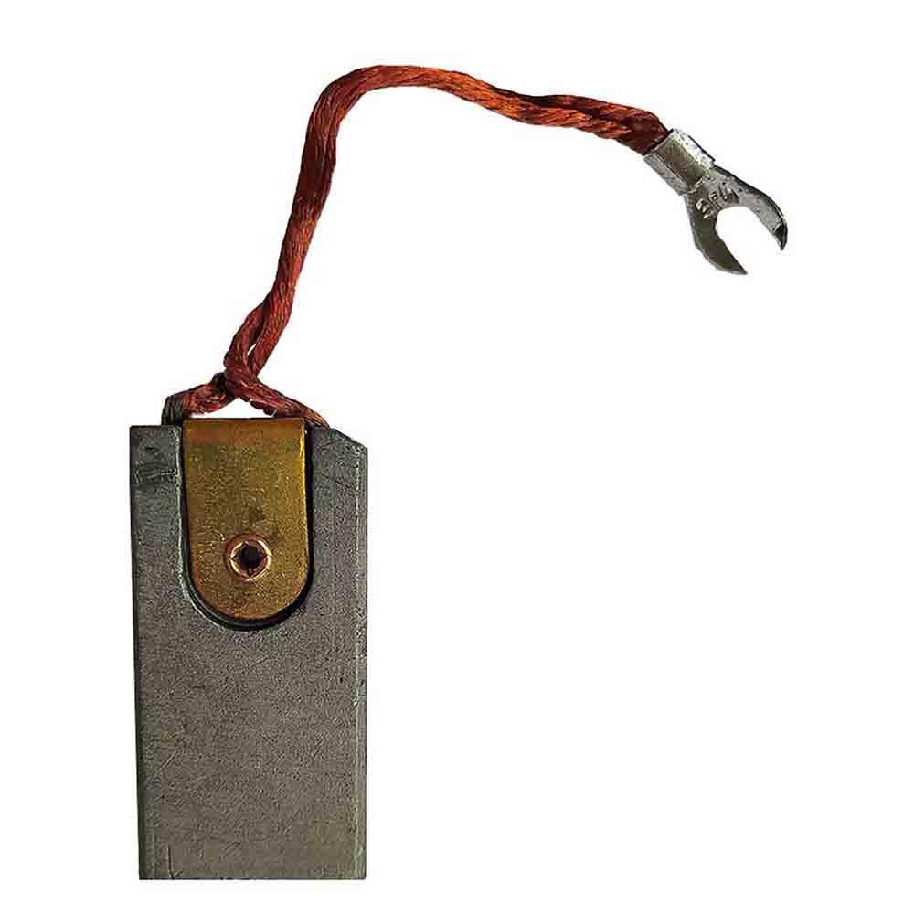 Электрографитовая щетка Э14 12.5х32х64 К3-3 фото 1