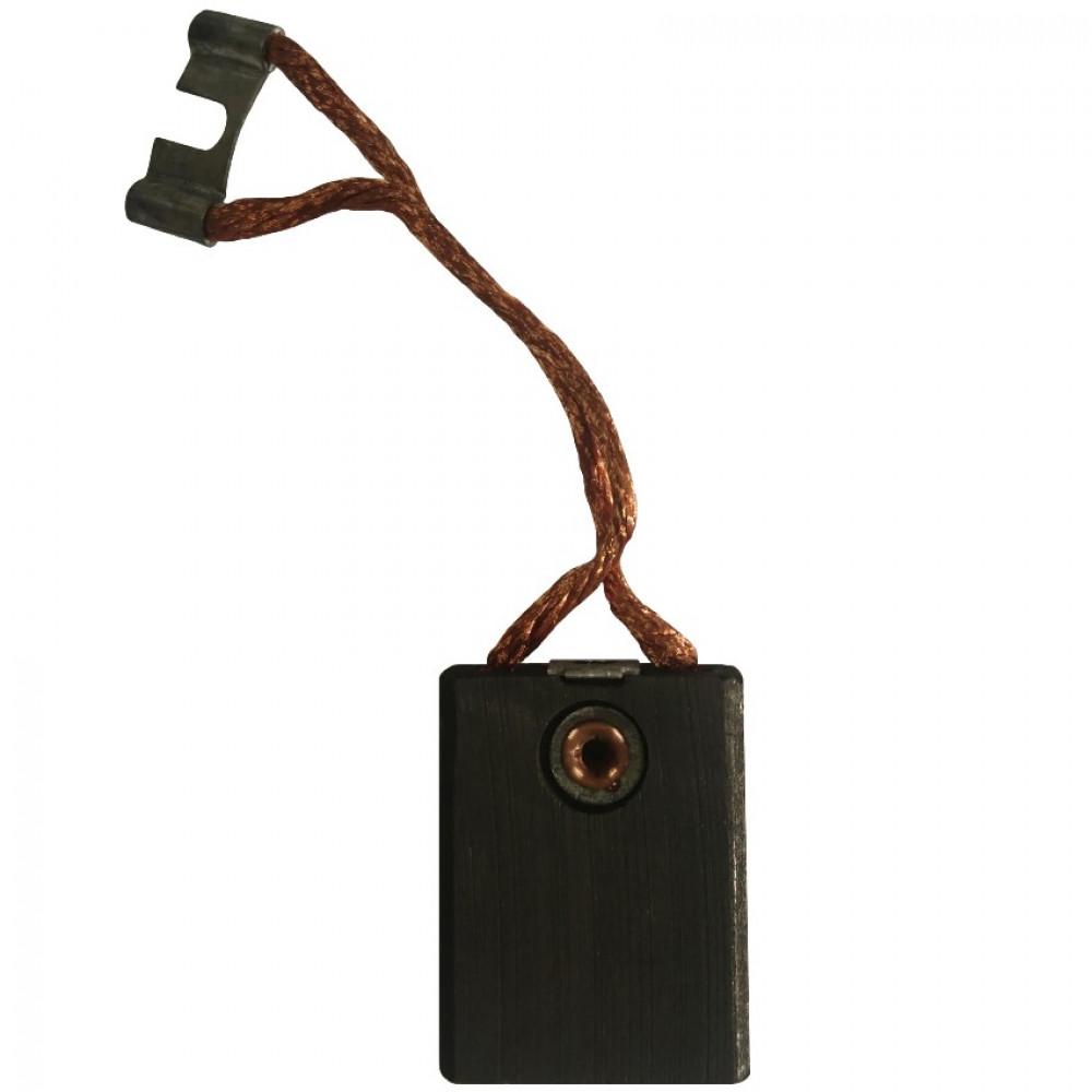 Электрографитовая щетка ЭГ14 12.5х32х40 К8-3 фото 1