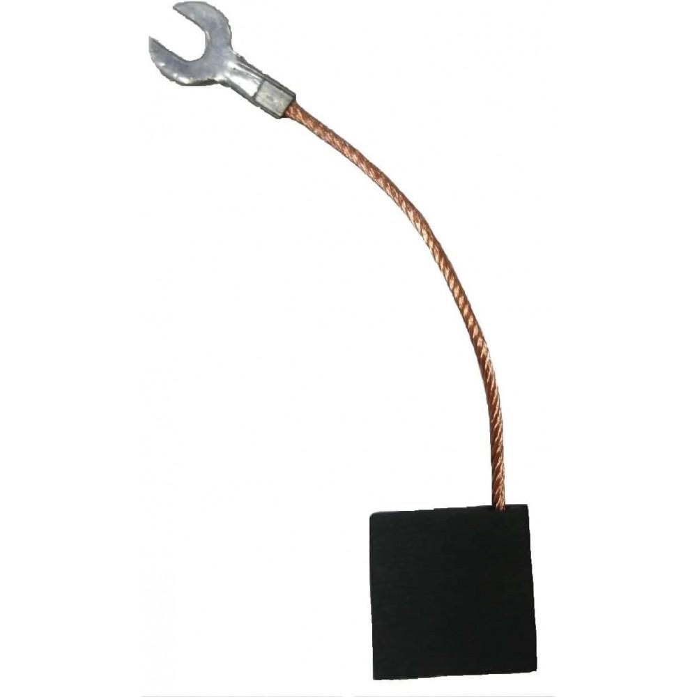 Электрографитовая щетка ЭГ26 6,2х22х20 К1-2 фото 1