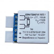 Electronic ballast EPRA1T20A07-01