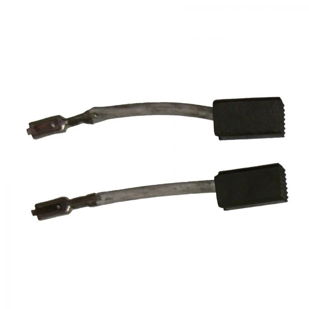 Electrographitic brush H12 5x8x15 AMP, set foto  1