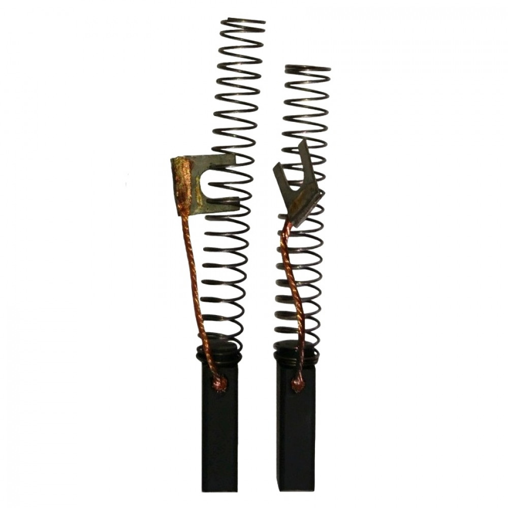 Electrographitic brush H12 5x8x18 B, set foto  1