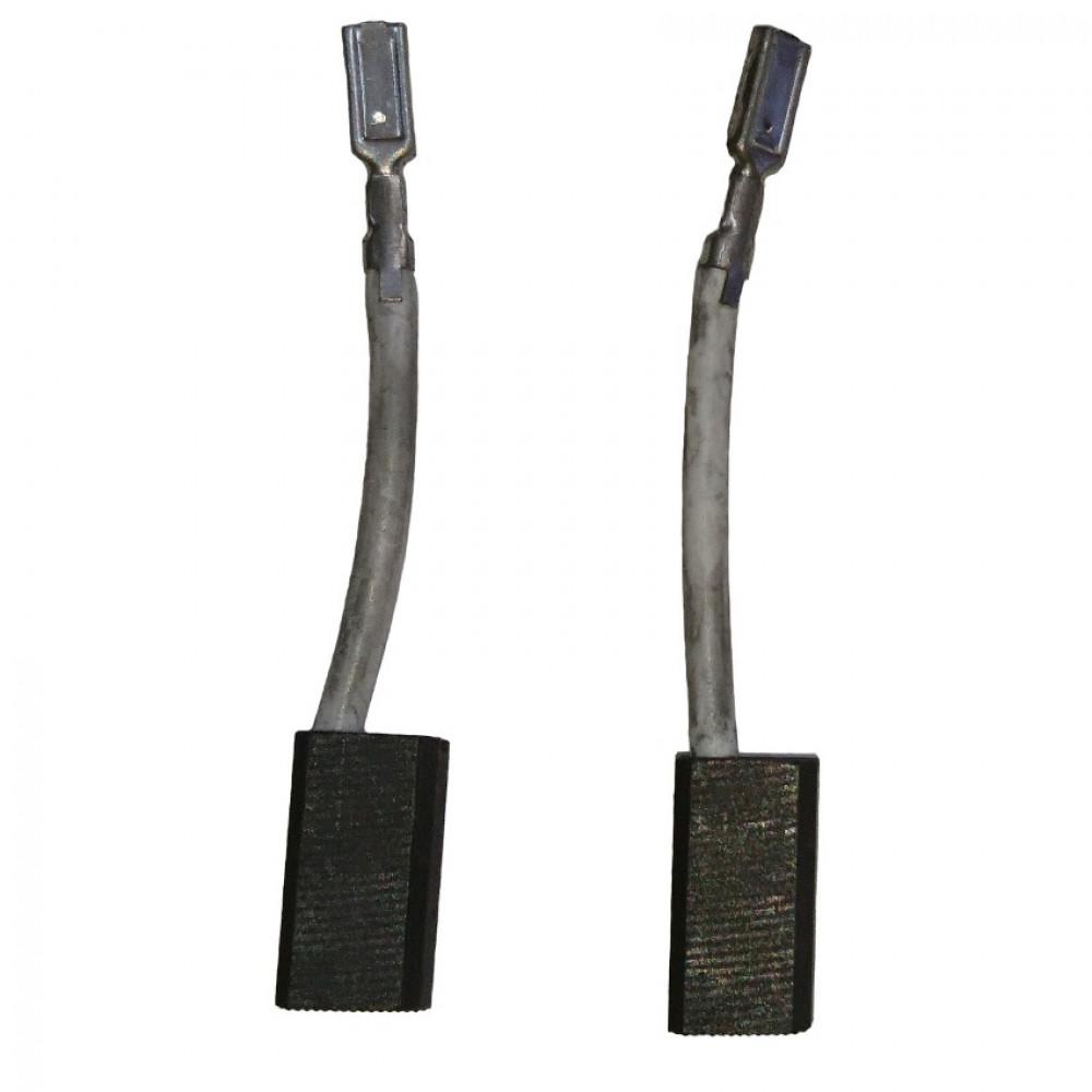 Electrographitic brush H12 6.3x8x15, set foto  1