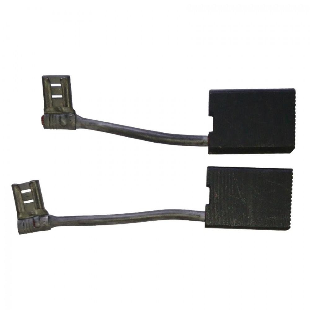 Electrographitic brush H12 6x16x22, set K8-2 foto  1