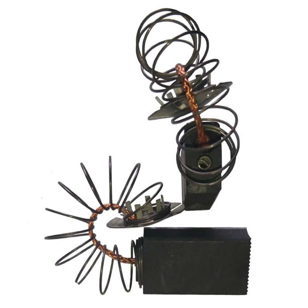 Електрографітна щітка Н12 8х16х28.5, комплект фото  1