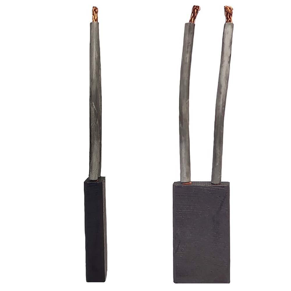 Меднографитовая щетка М1 5x15x25 К1-3 фото 1