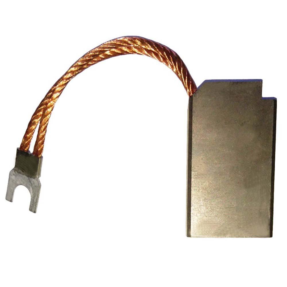 Copper graphite brush M30 25x40x70 foto  1
