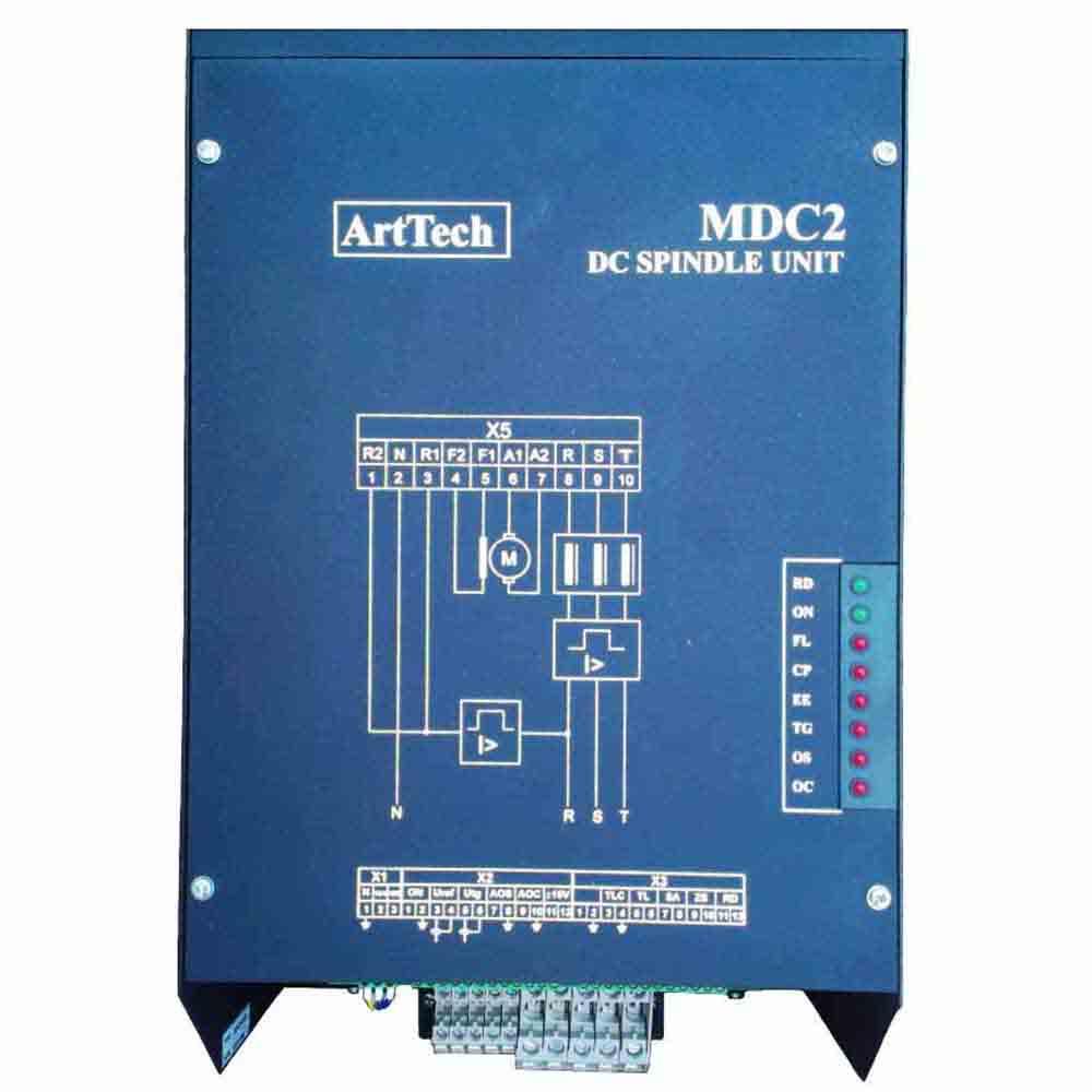 Thyristor converter MDC2-30 foto  1