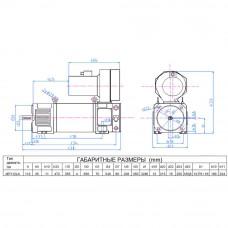 DC motor MP112LA