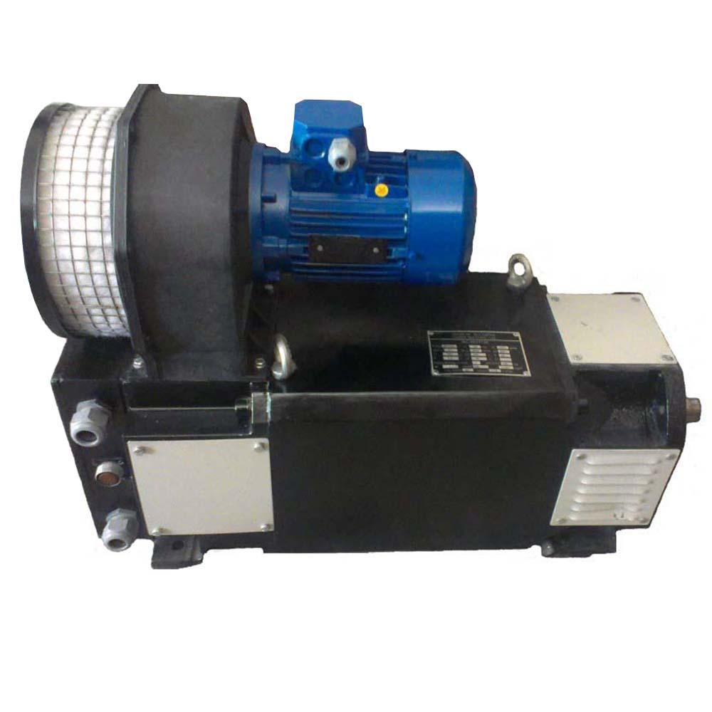Електродвигун постійного струму МР132L фото  1