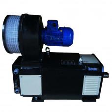 DC motor MP160M