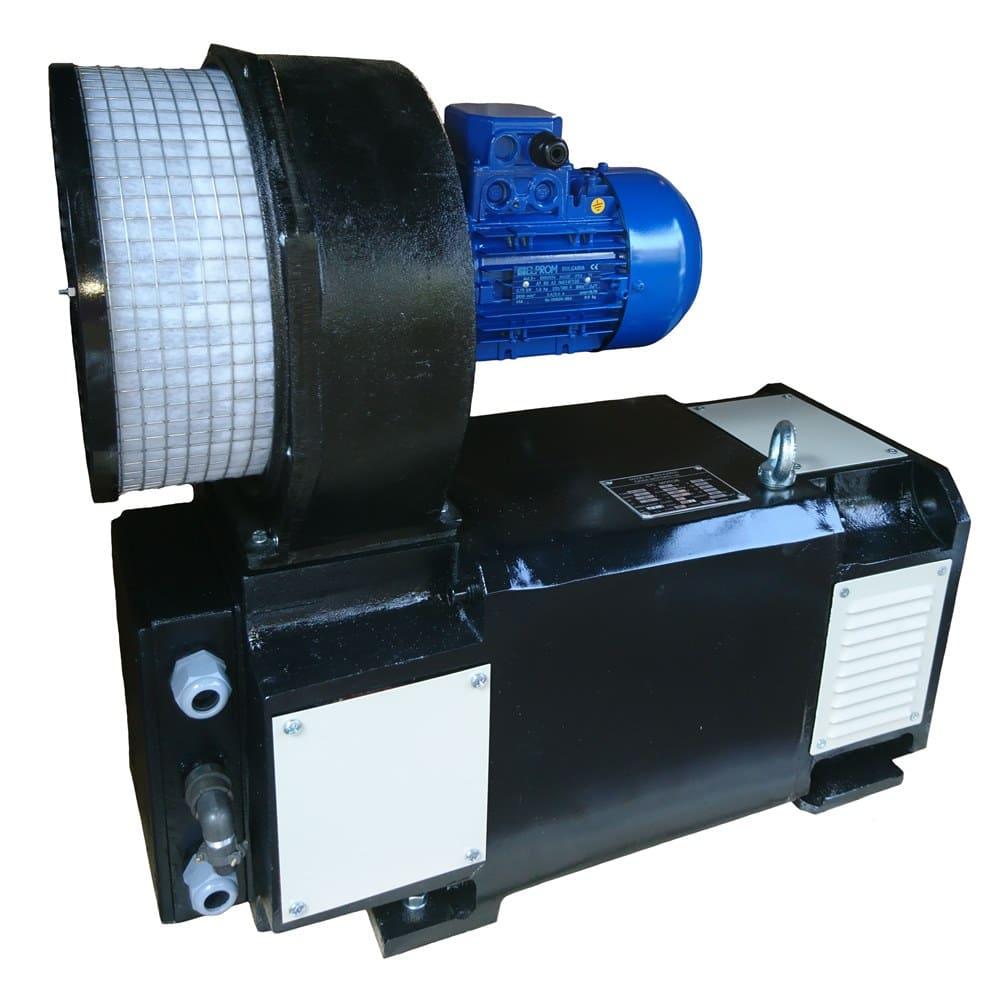 Електродвигун постійного струму МР160М2 фото  1