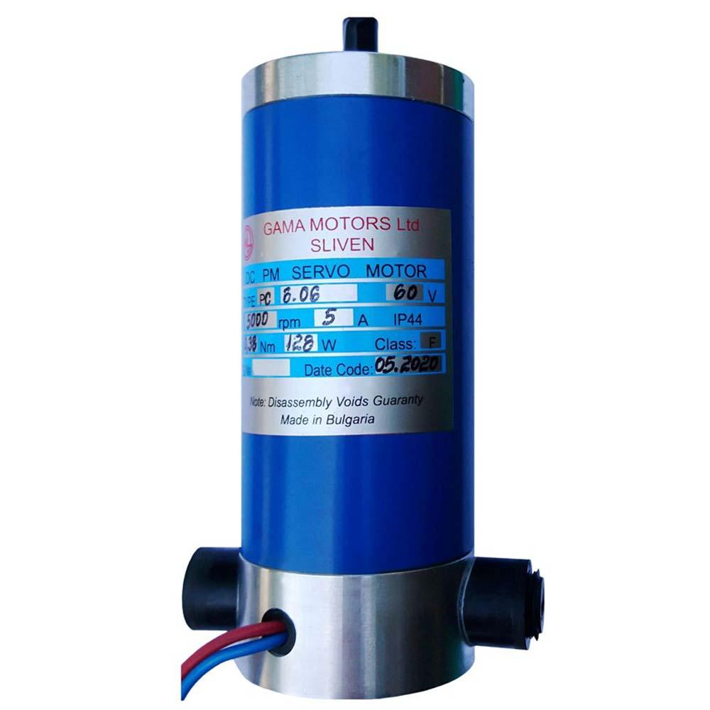 Серводвигун постійного струму РС6.06 фото  1