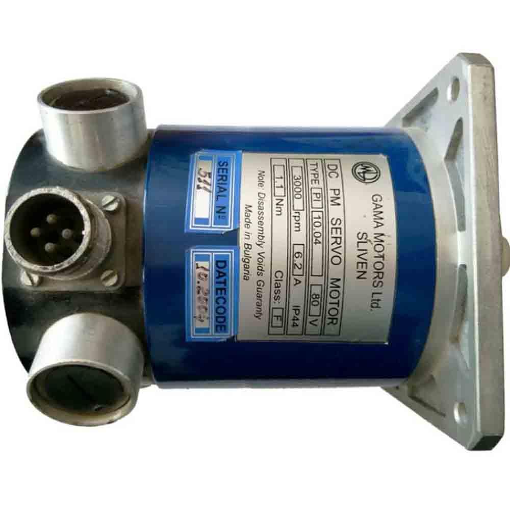 Серводвигатель постоянного тока РI10.04 фото 1