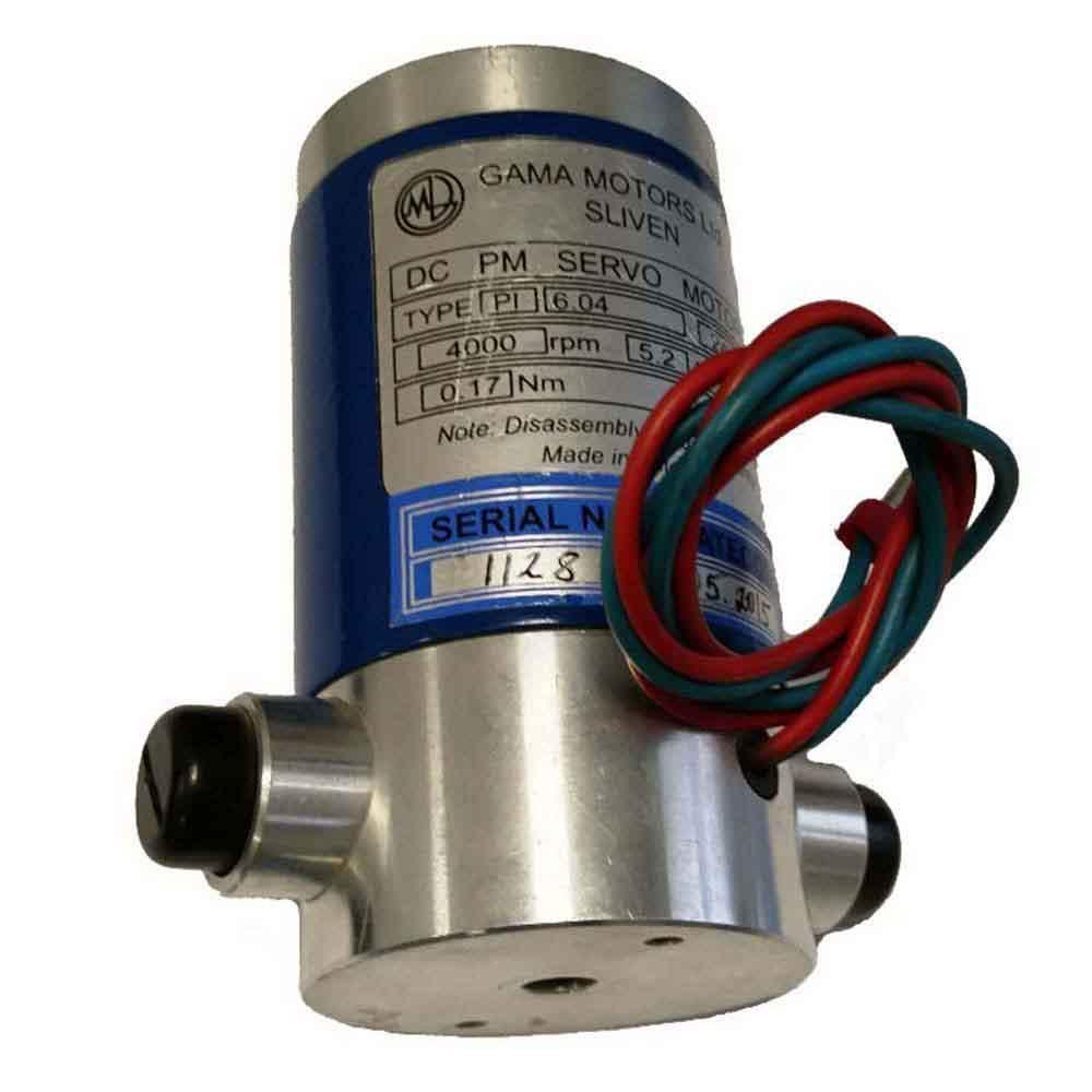 Серводвигун постійного струму РІ6.04 фото  1