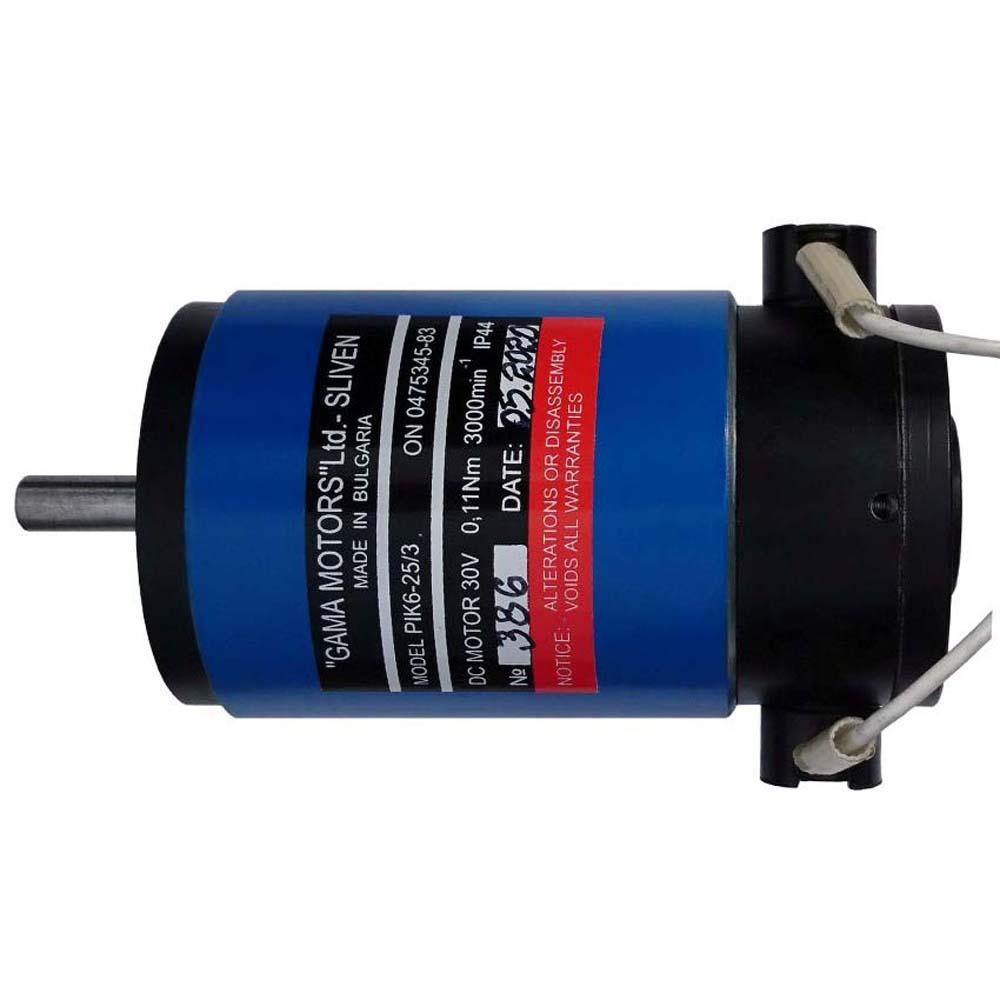 Серводвигатель постоянного тока РIK-6 25/3 фото 1