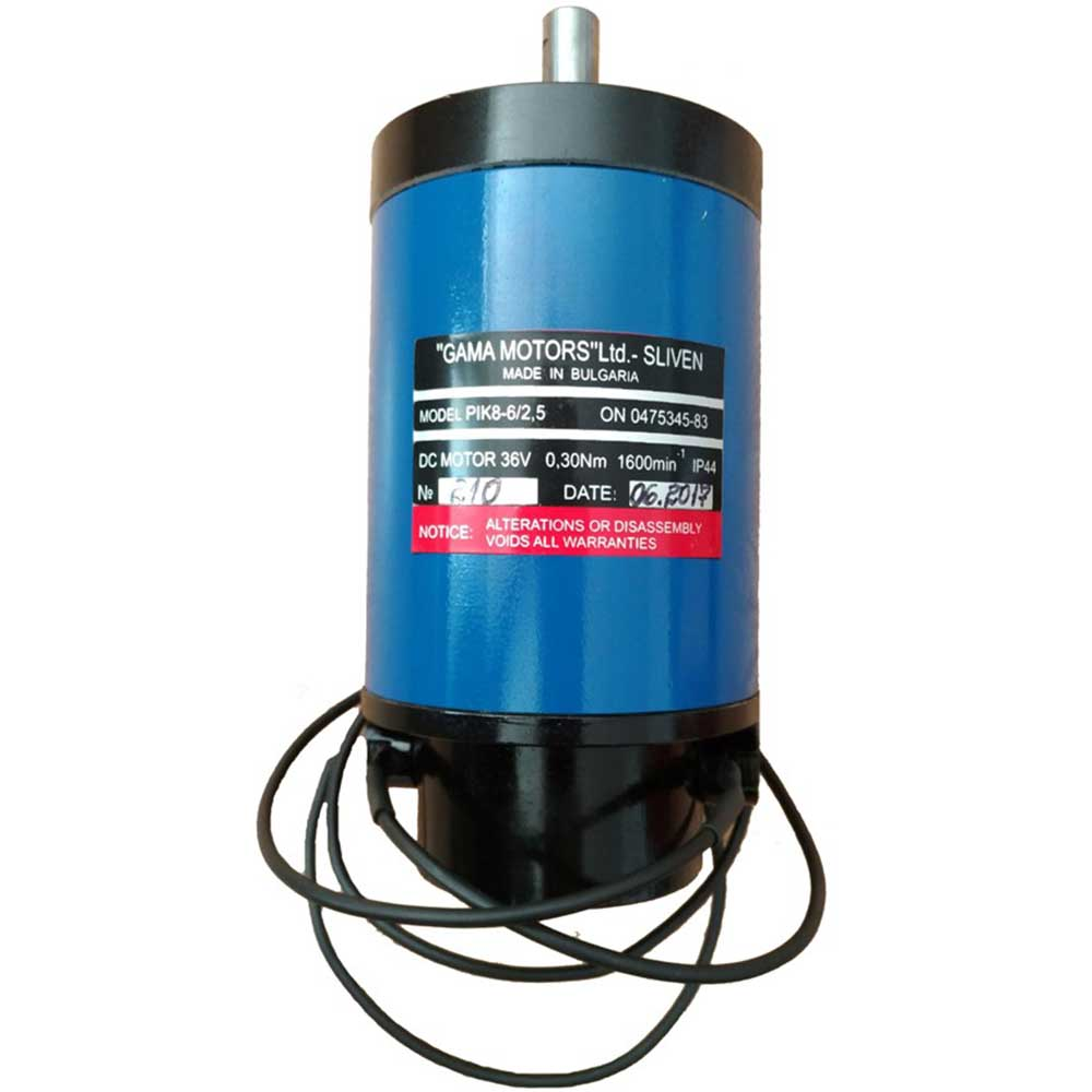 Серводвигун постійного струму РІК-8 6/2.5  фото  1