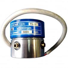 Тахогенератор Т5-10-10В 10мм полий вал