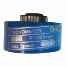 Tachogenerator T5-10-6V 12,7mm hollow shaft