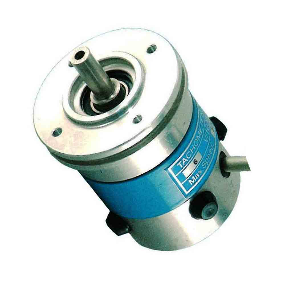 Tachogenerator T5-10-6V with its own bearing system foto  1